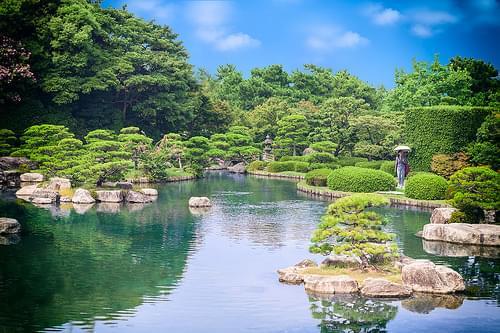 Fukuoka - Ohori Park