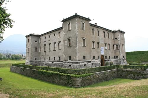 Palazzo delle Albere/1
