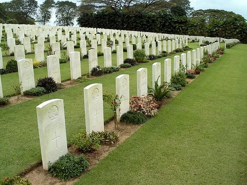 Kranji War Memorial #1