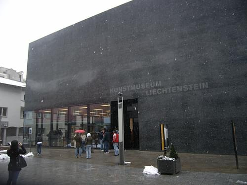 Liechtenstein Museum of Fine Arts, Vaduz
