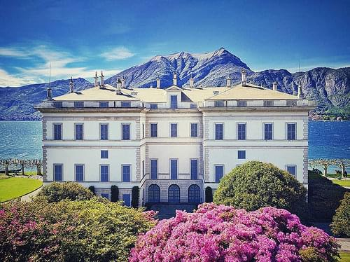 Villa Melzi #bellagio #lagodicomo #villamelzi #giardini #giardinidivillamelzi #spring #comolake