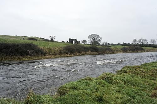 TRIM CASTLE, COUNTY MEATH, IRELAND