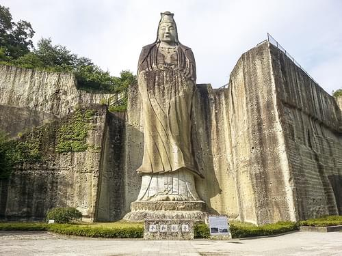 Oya Kannon of Peace 大谷平和観音