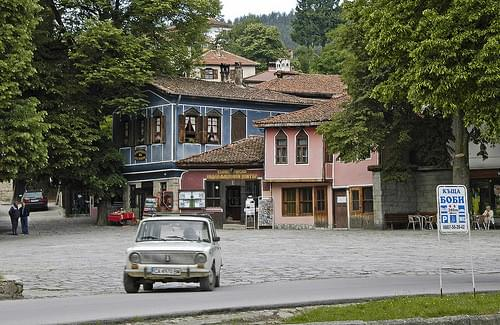 Historic Center, Koprivshtitsa