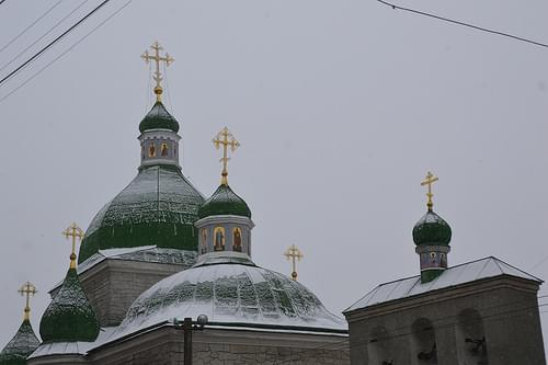 Orthodox Cathedral, Ternopil