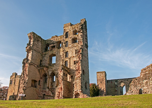 Hastings Tower - Ashby de la Zouch Castle
