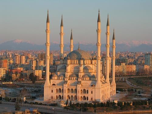 Sabanci Center Mosque