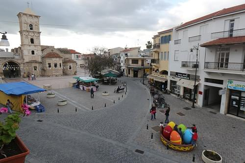 Historic Center, Larnaca