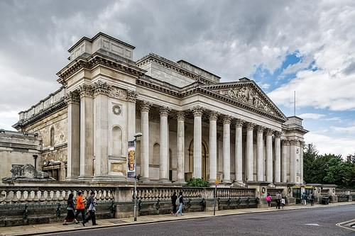 Cambridge: Fitzwilliam Museum