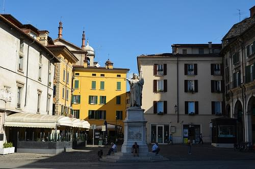 Historic Center, Brescia