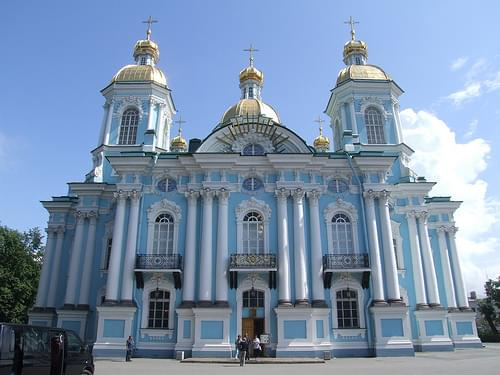 Naval Epiphany Cathedral of St. Nicholas, 08.06.2013.