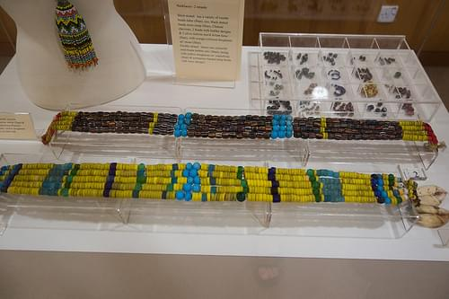 Traditional Borneo beads