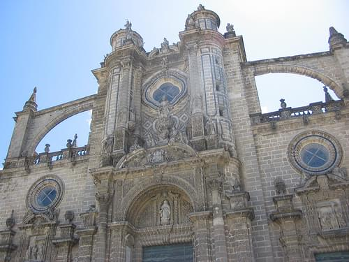 Cathedral - Jerez de la Frontera, Spain