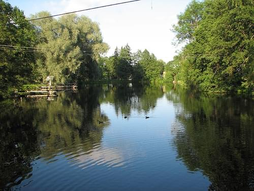 Ahja lake