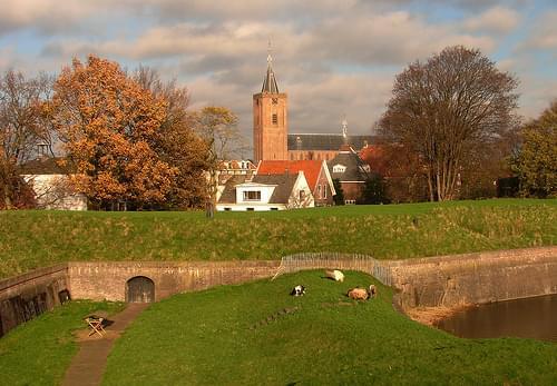 Naarden - Bastion Turfpoort