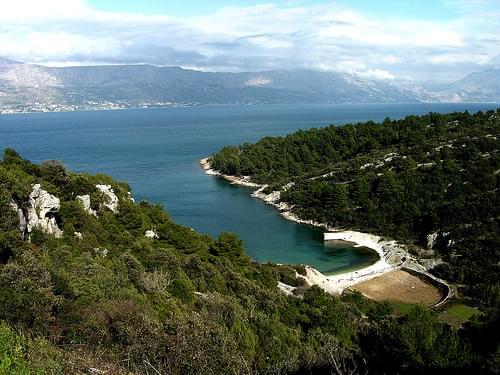 Otok Brac