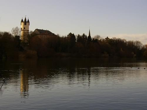 Hanau-Schloß-Steinheim Am Main