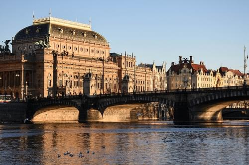 National Theatre, Prague