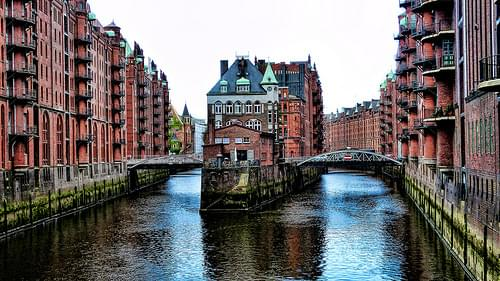 Historic Center, Hamburg