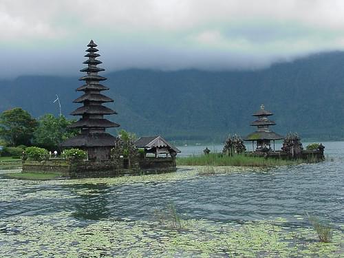 Temple Pura Ulun Danu Bratan - Bedugul -