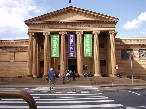 Art Gallery of New South Wales, Sydney