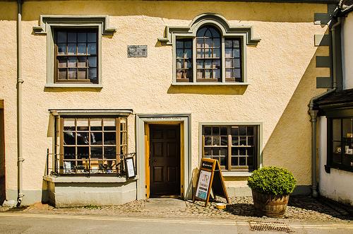 Beatrix Potter Gallery – Hawkshead - Exterior.