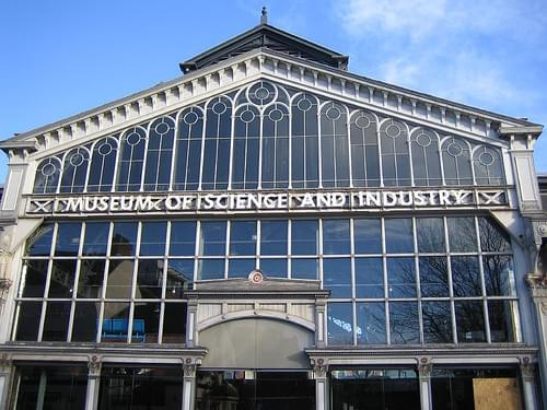 museum of science and technology in manchester