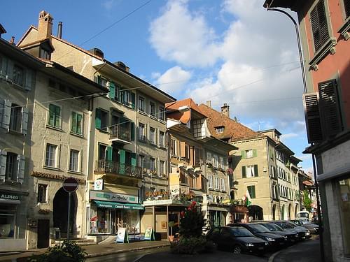 Payerne, Switzerland