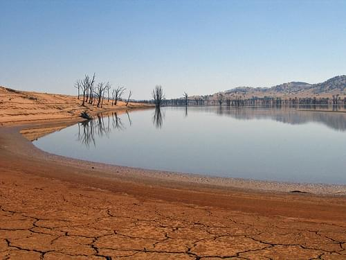 Lake Hume in Vic_6525