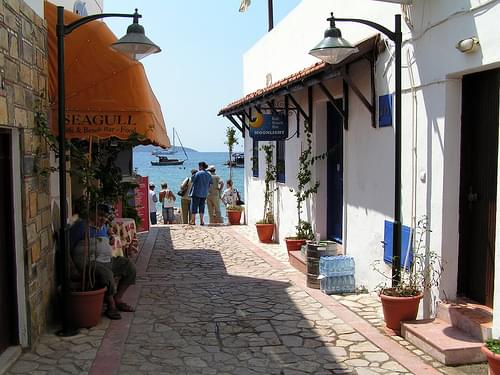 Historic Center, Bodrum