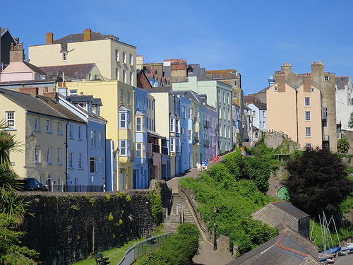 Historic Center, Tenby