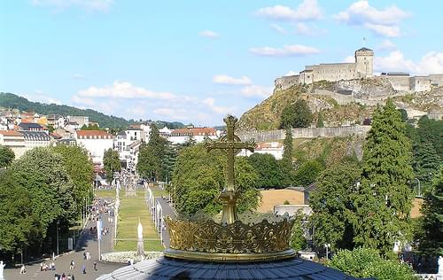 Lourdes -(France)