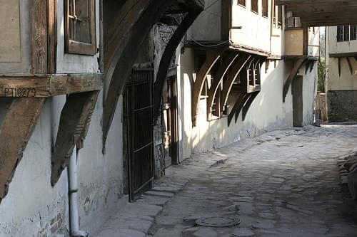 The Old Town, Plovdiv