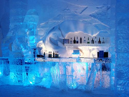 Ice Bar, Honningsvag