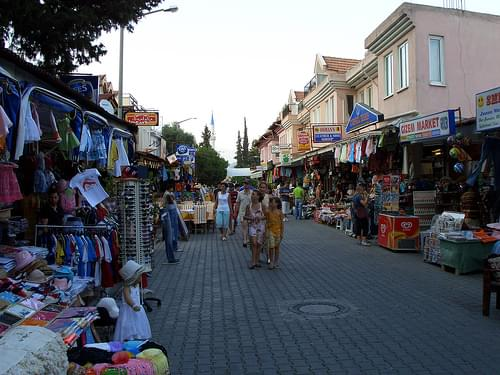 Town Center, Dalyan