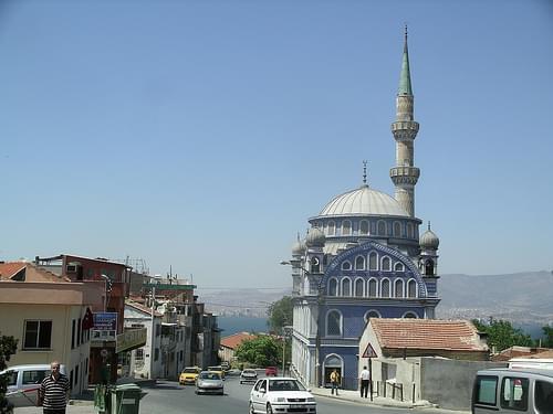 A mosque in Izmir