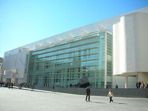 Museum of Contemporary Art of Barcelona (MACBA)