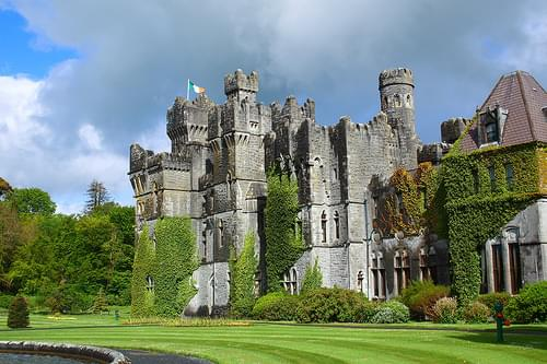 Ashford Castle - 13th century