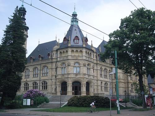 The North Bohemian Museum in Liberec