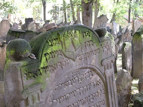 Medieval Jewish Cemetery, Prague