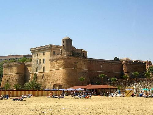 Nettuno, Forte Sangallo