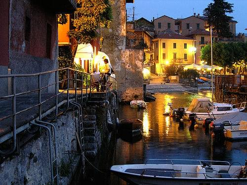 Historic Center, Varenna