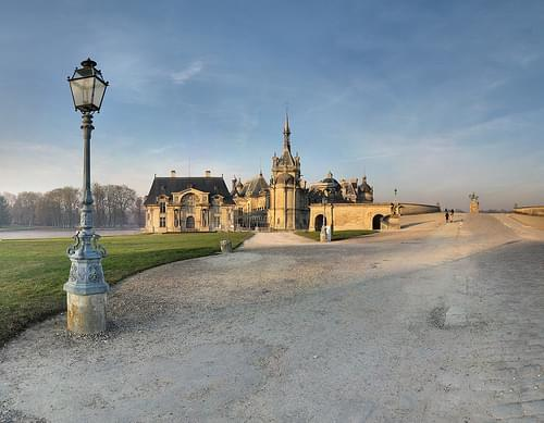 Château de Chantilly - 24-12-2007 - 15h44
