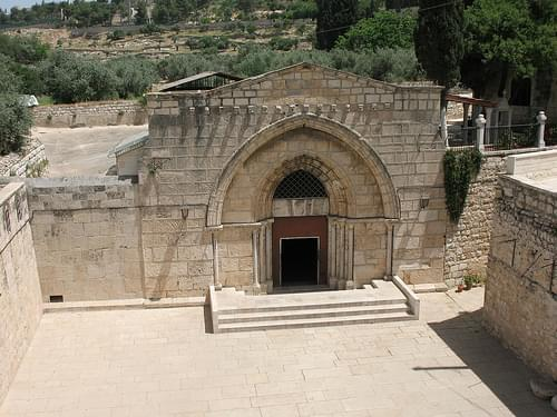 Tomb of the Virgin Mary, Jerusalem