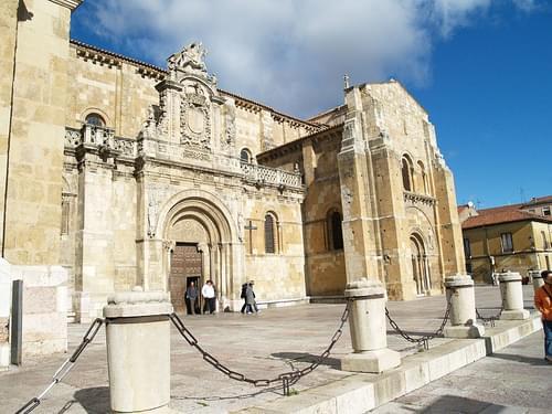 Entrada Basílica