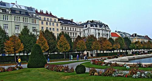 Historic Center, Vienna