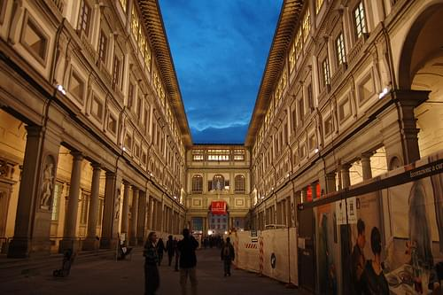 Uffizi Gallery (Florence)