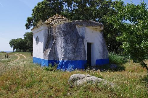 Dolmen-Chapel of Sao Brissos