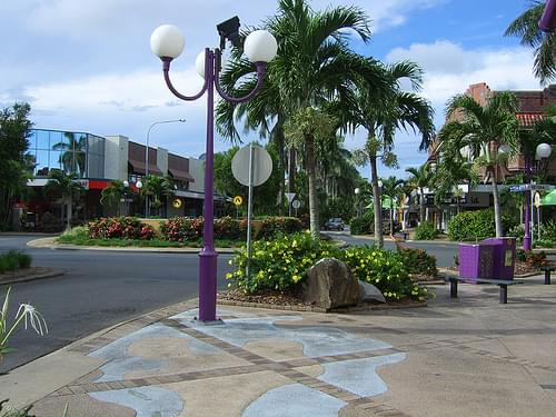 City Center, Mackay