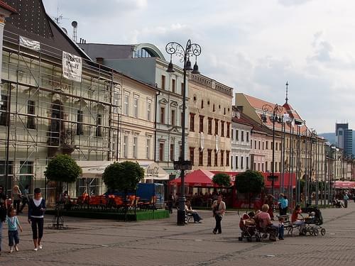 Historic Center, Banska Bystrica